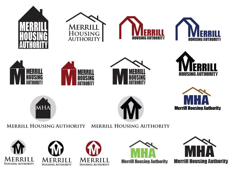 Merrill Housing Logo